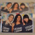 UConn Senior Photo Keychain 2