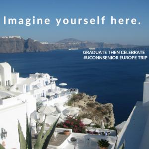 Senior Trip Greek Scence