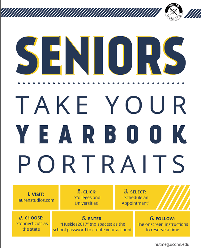 Senior Portrait Info