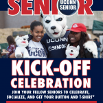 Senior Kick-Off Event Flyer
